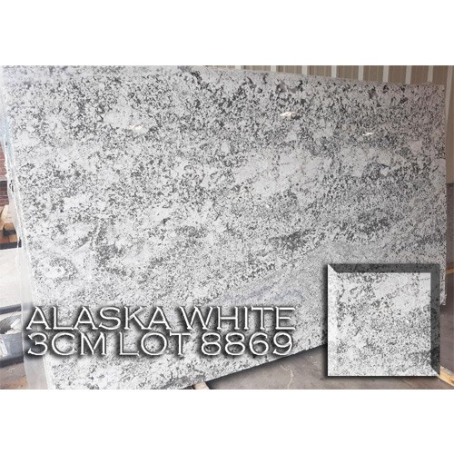 Alaska White Granite Modern Kitchen Top Bathroom Vanity Countertop