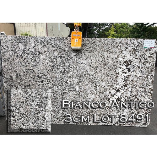 Bianco Antico Granite Luxury Kitchen Top Vanity Countertop