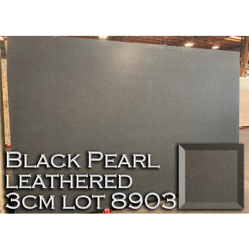Black Pearl Granite Classic Kitchen Countertop Solid Bathroom Top
