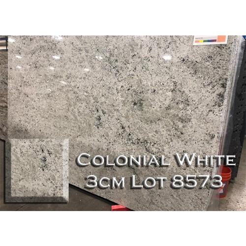 Colonial White Granite Classic Kitchen Top Bathroom Countertop