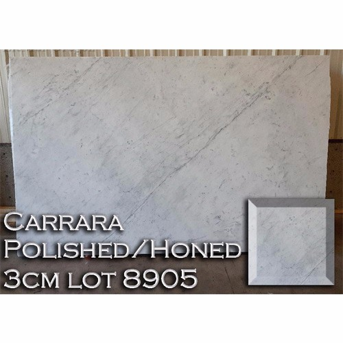 Carrara Marble Modest Kitchen Countertop Bathroom Vanity Top
