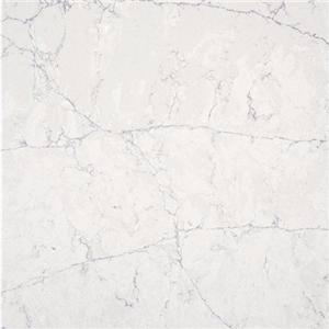 Pearl Jasmine Quartz Modern Kitchen Countertop Bathroom Vanity Top