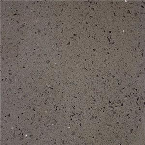 Sparkling Grey Quartz Neutral Kitchen Top Solid Vanity Countertop