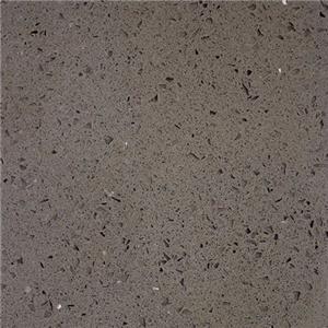 Sparkling Grey Quartz Neutral Kitchen Top Solid Vanity Countertop