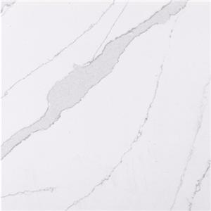 Classic Calacatta Quartz Natural Kitchen Stone Top Vanity Countertop