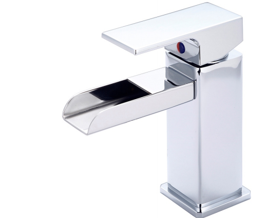 Vessel Filler Faucet Water Saving Simple Vanity Faucet