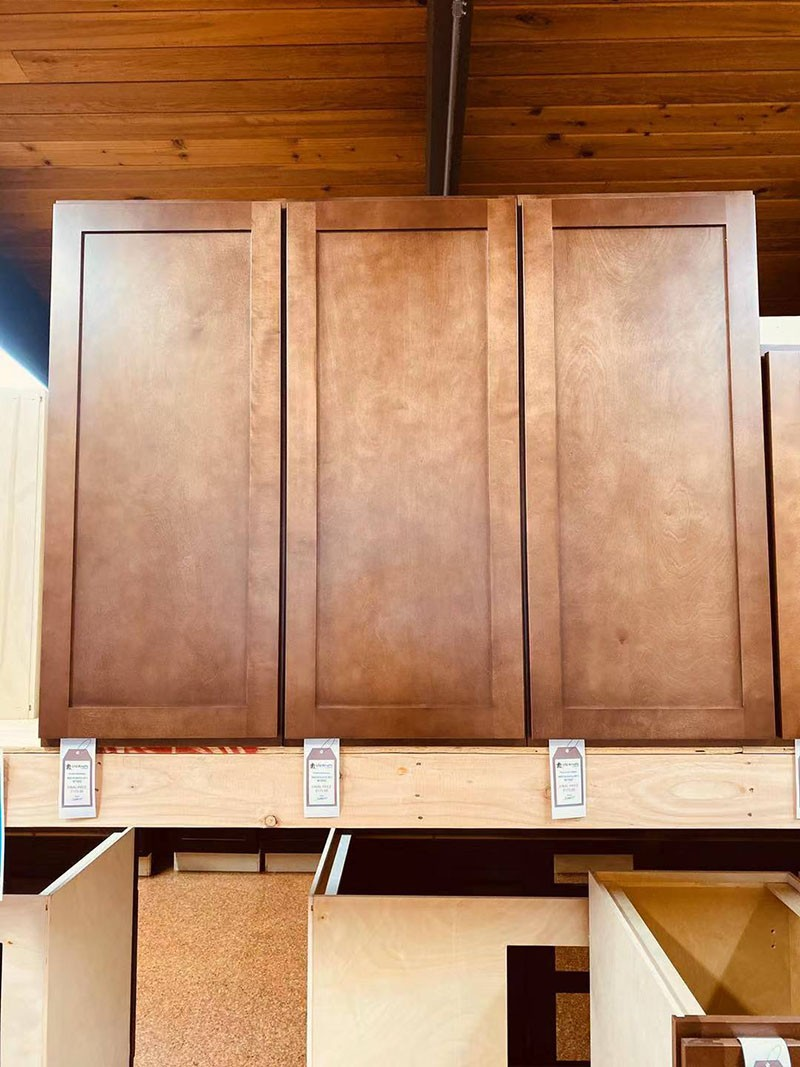 Mocha Maple Wall Cabinet W1842 UP TO 75% OFF