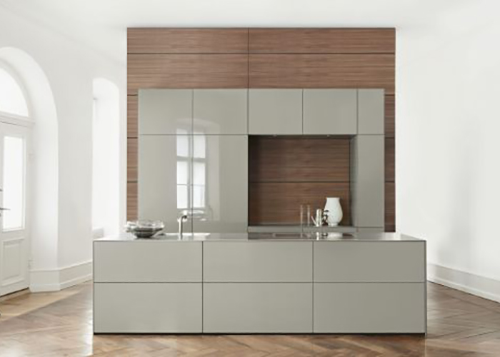simple dark cabinet