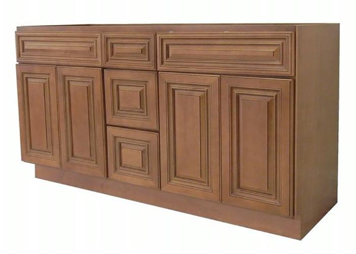 tủ phòng tắm bằng gỗ