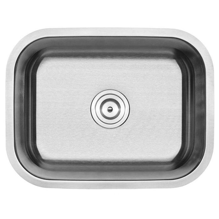 sederhana persegi panjang Kitchen Sink