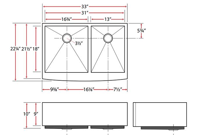 16 gauge stainless steel