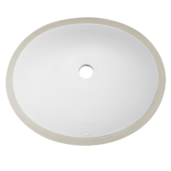 basin oval klasik