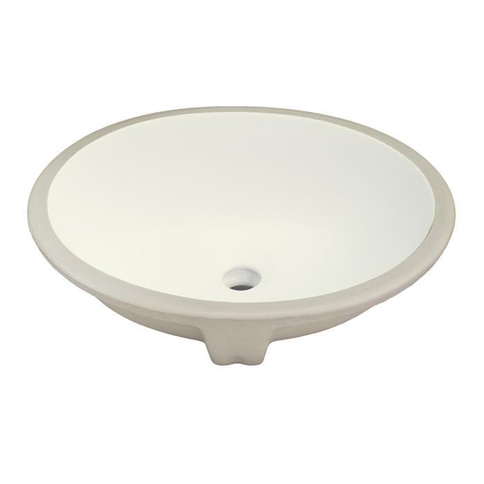 classic oval basin
