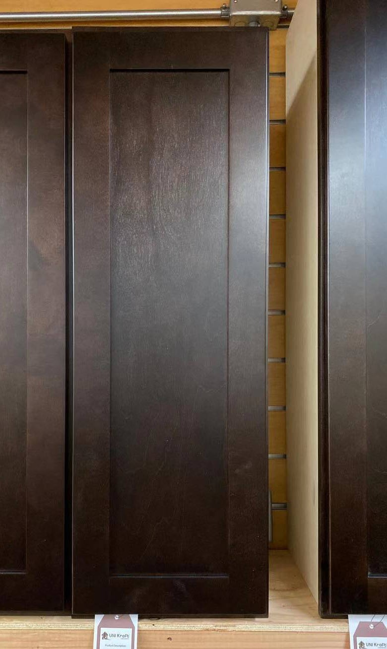 Expresso Maple Wall Cabinet W1236 UP TO 75% OFF