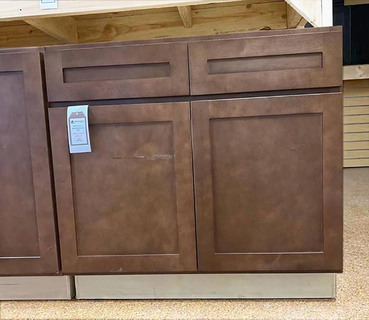 Mocha Maple Base Cabinet B36 UP TO 75% OFF