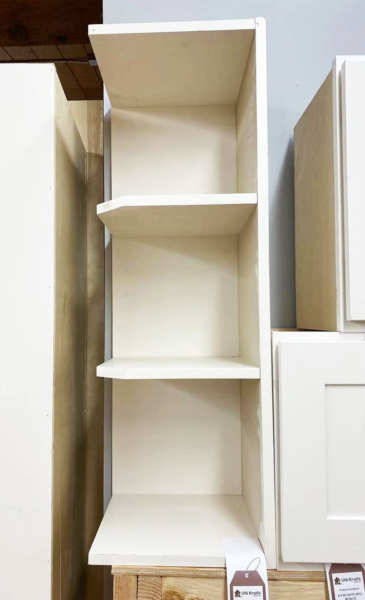 White Pearl Dinding Kabinet WOS1212 UP TO 75% OFF