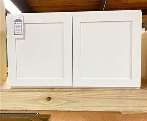 White Pearl Wall Cabinet W362127 UP TO 75% OFF
