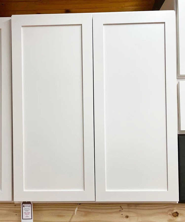 White Pearl Wall Cabinet W3642 UP TO 75% OFF