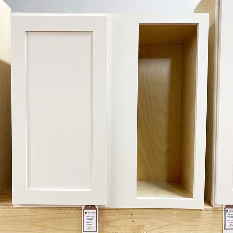 White Pearl Wall Cabinet WOS3030 UP TO 75% OFF