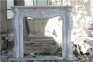 High Quality Custom Fireplace
