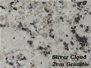 Đám mây mảnh đá granit 2cm
