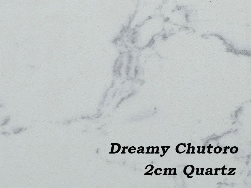 2cm Quartz Dreamy Chutoro