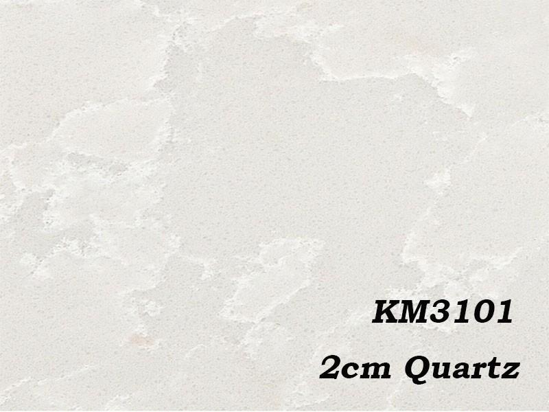 2cm Quartz KM3101