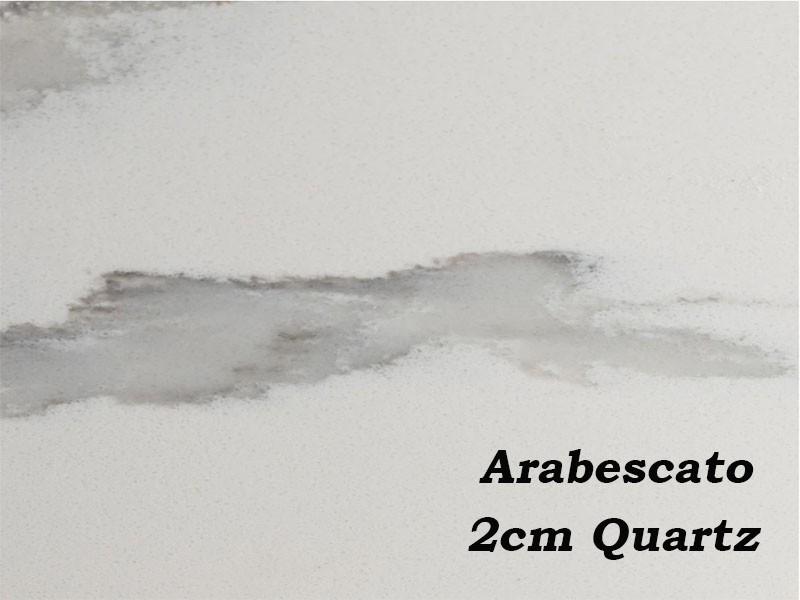 2cm Quartz Arabescato