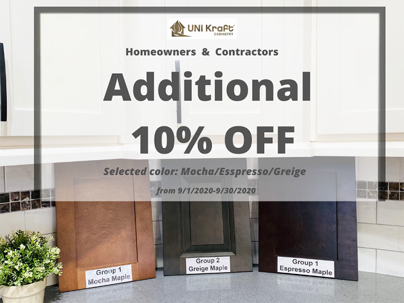 Additional 10% OFF