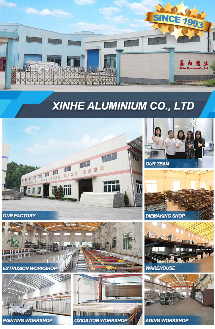 aluminum extrusion profile for awning