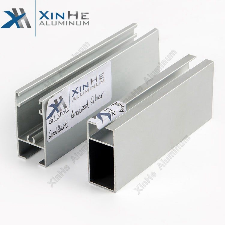 6063 Aluminum Window Extrusion Profile