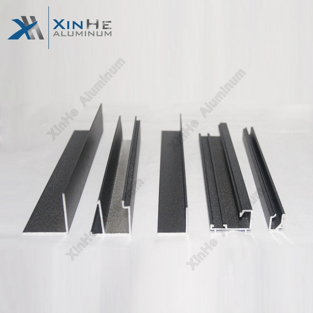 Aluminum Window And Door Frame Profile