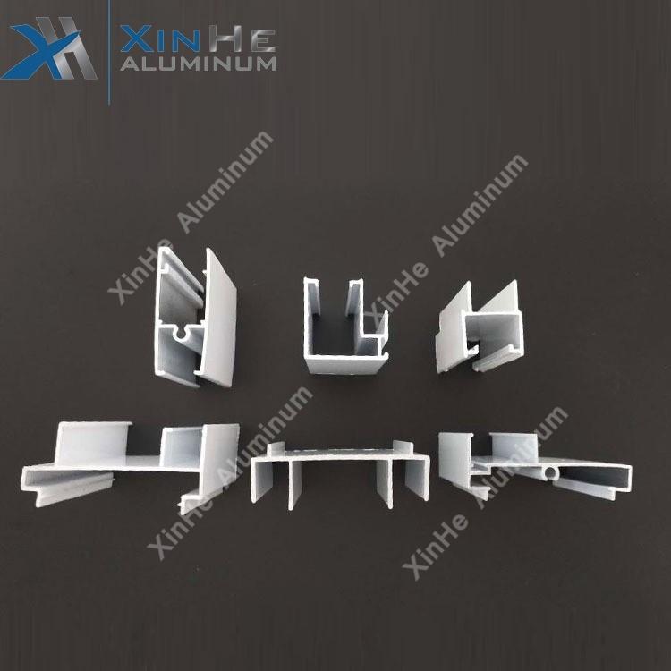 Extrude Anodizing Aluminum Window Profile
