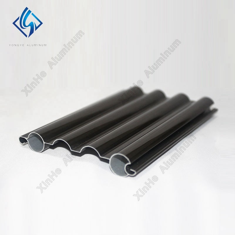 Aluminum Profile For Shutter