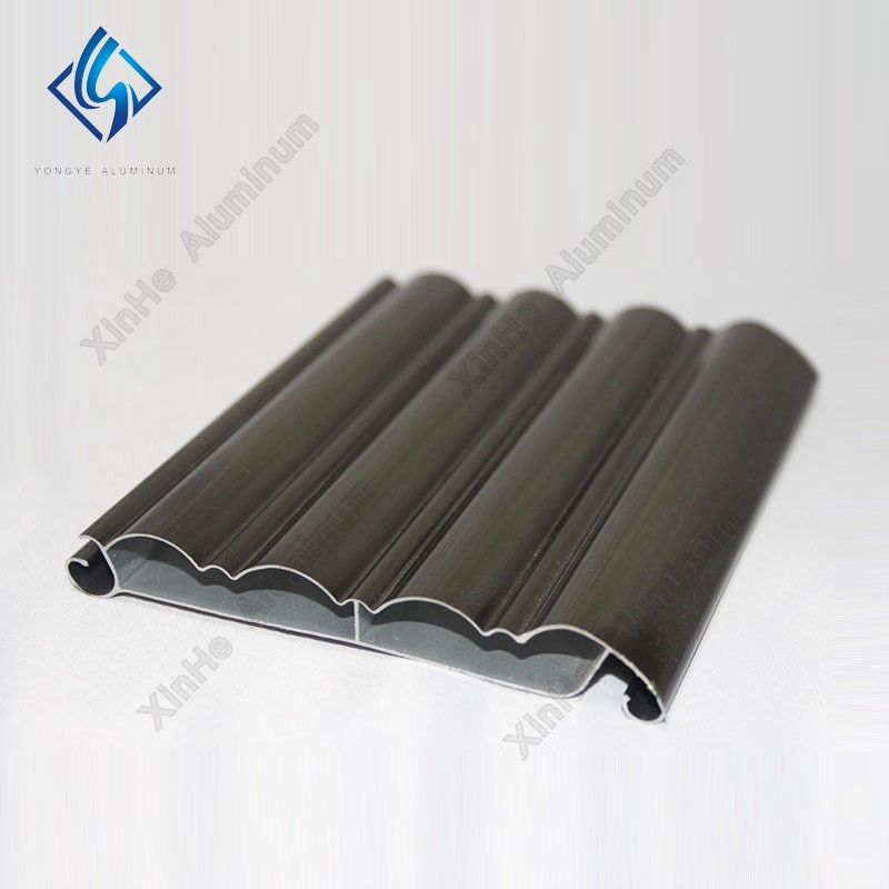 Aluminium Extrusion For Roller Shutter Profile