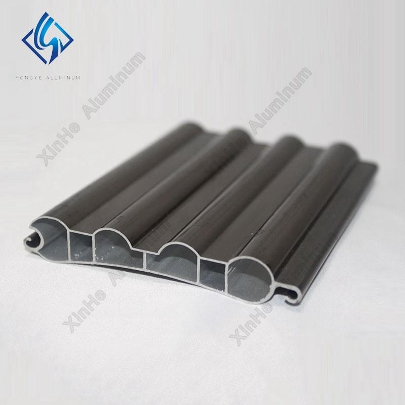 Aluminium Extrusion For Roller Shutter Profile Manufacturers, Aluminium Extrusion For Roller Shutter Profile Factory, Supply Aluminium Extrusion For Roller Shutter Profile