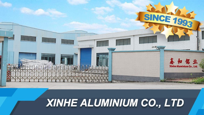 Aluminium Profile Factory