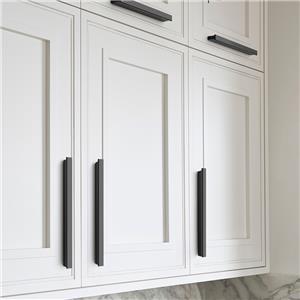 Kitchen Pull T Bar Handle Cabinet Handles Hardware Wardrobe Drawer Kitchen Aluminum Cabinet Bar Handle