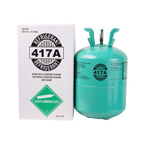 Disposable R417A Refrigerant Gas Tank