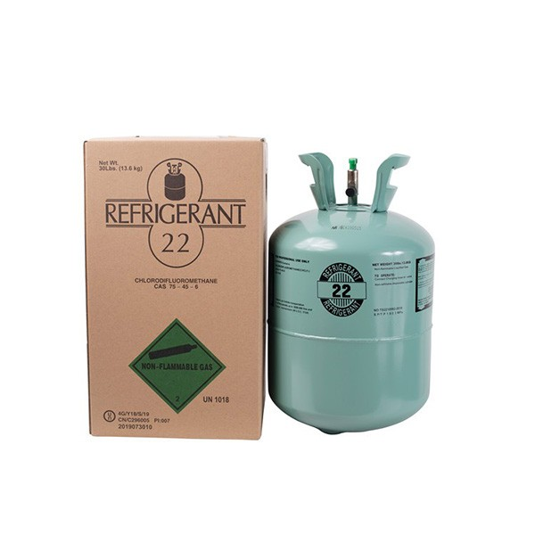 Disposable R22 Refrigerant Gas Tank