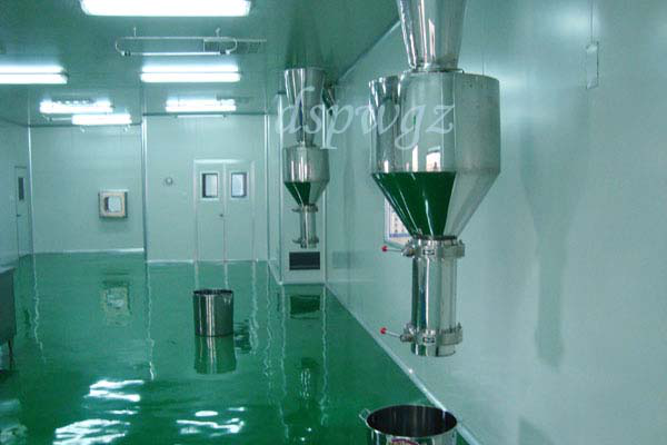 aseptic spray drying