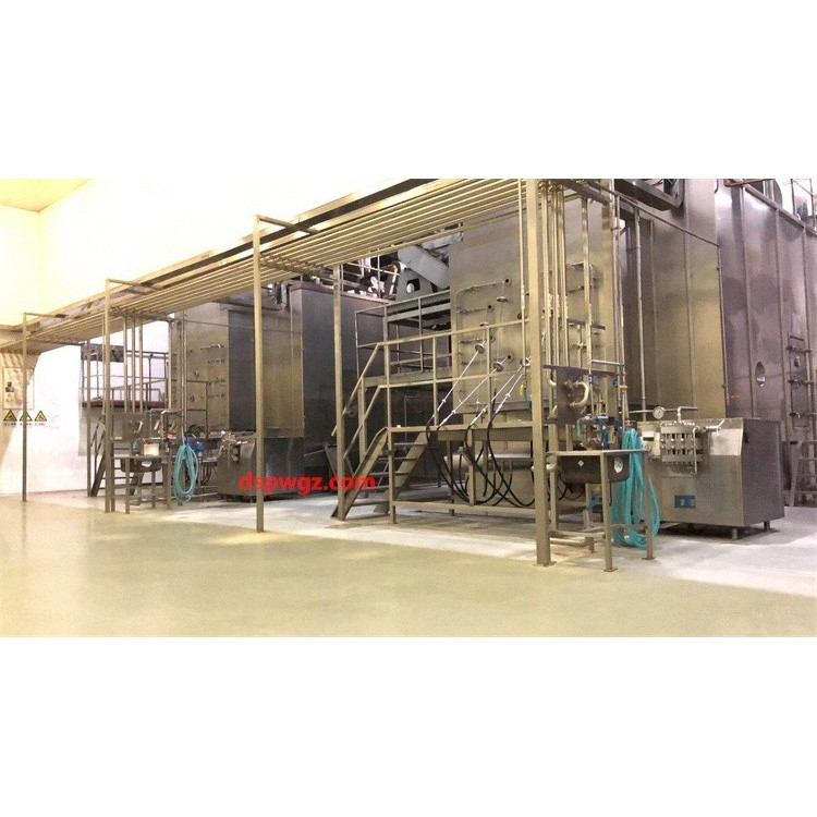 Pharma Spray Drying Machine