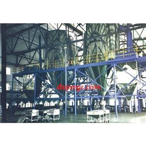 Spray Dryer Ceramic Industry