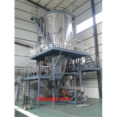 Closed Loop Iron Powder Treatment Dryer