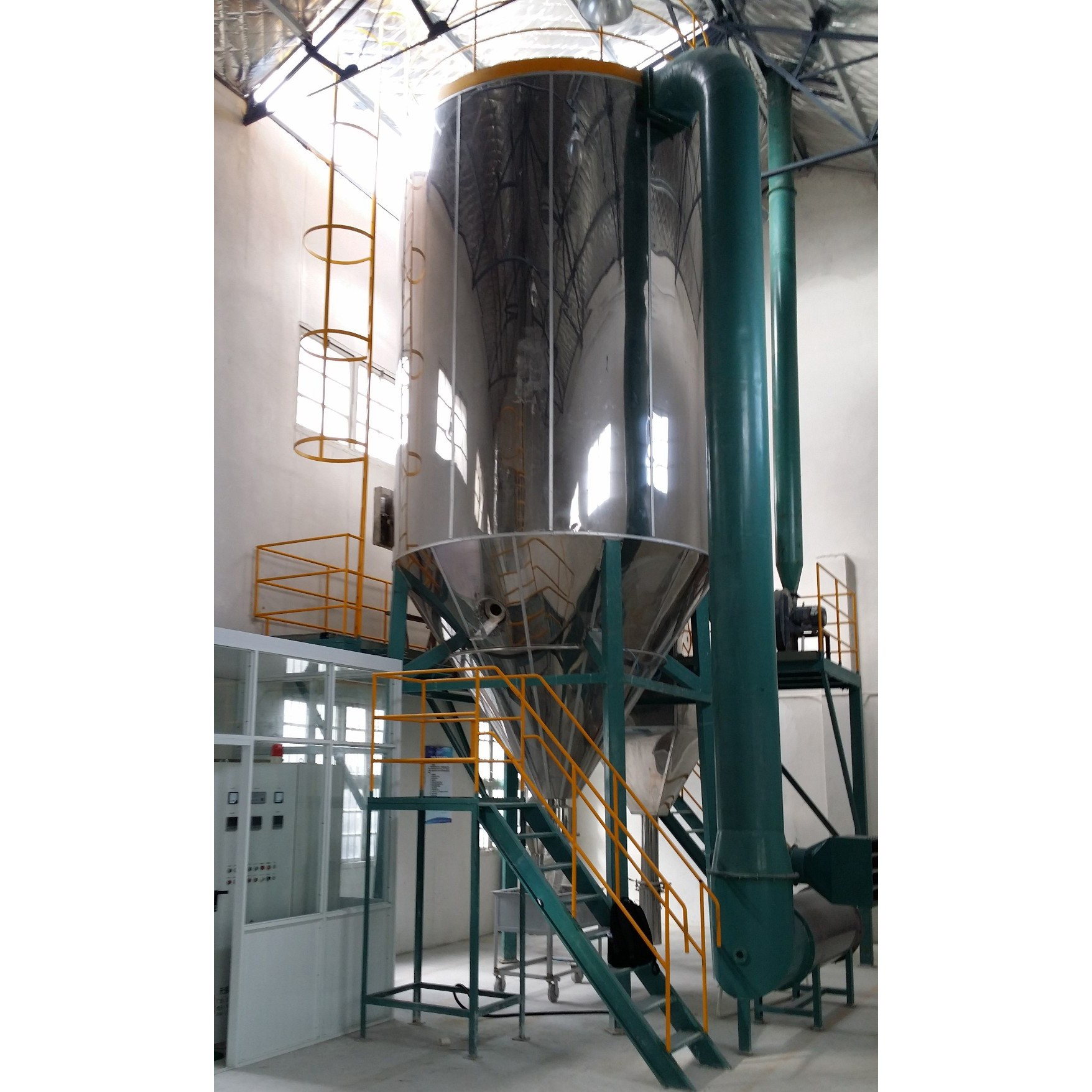 Kaolin Spray Dryer