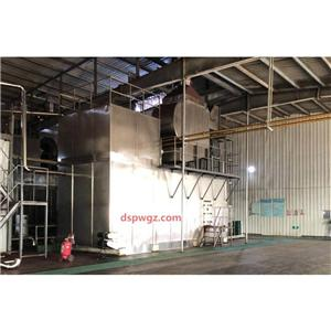 Big Capacity Horizontal Spray Dryer