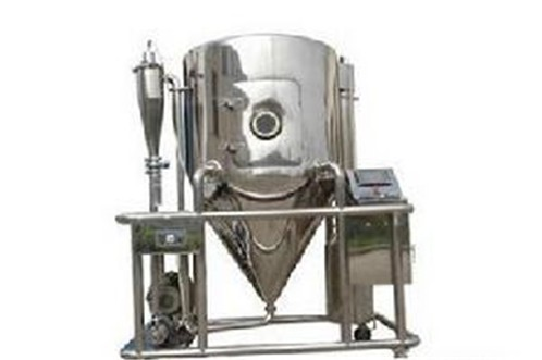 Sticking causes and applications of small laboratory spray dryer