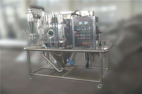Productivity and equipment advantages of laboratory spray dryers