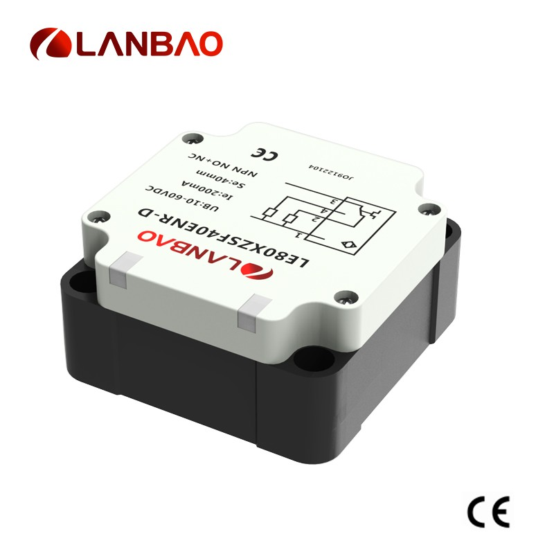 Terminal Connector Long Distance Inductive Sensor
