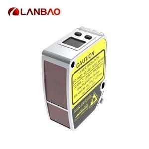 80-500mm Detection Red Laser Light Laser Distance Sensors